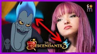 DESCENDANTS 3 Hades CONFIRMED (Mal's Dad?!) - FULL Descendants 3 Cast Announced