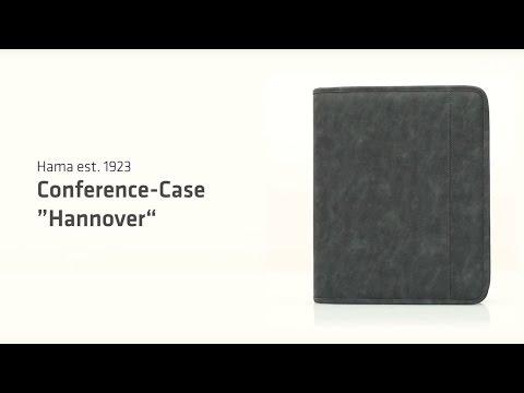 """Hama est. 1923 """"Hannover"""" Conference Folder A4"""