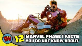 12 MCU Phase One Facts You Don't Know About | Explained in Hindi