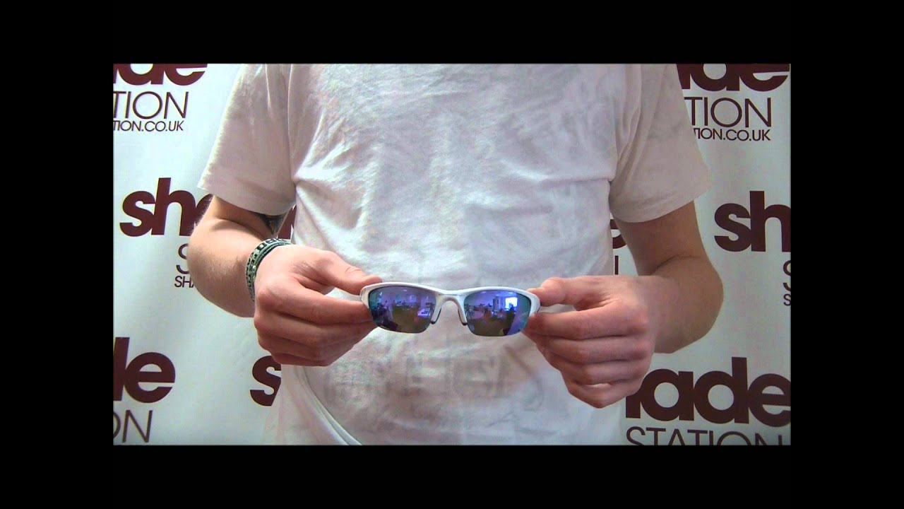 e2984f203f Oakley Half Jacket 2.0 Sunglasses Review - OO9144-08 - YouTube