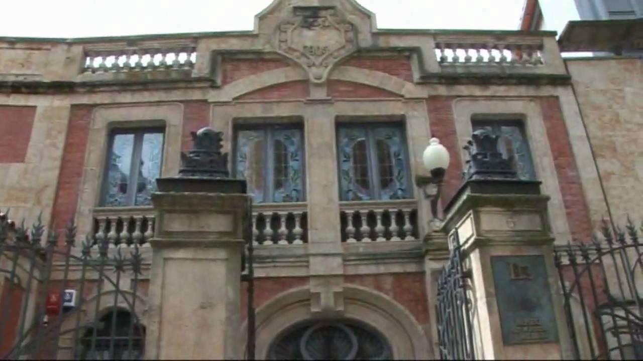El Museo Art Nouveau y Art Deco en la Casa Lis de Salamanca - YouTube