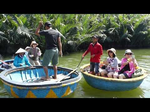 20190510   漢斯旅遊-迦南島 竹桶船體驗