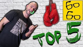 Топ-5 боксерских лайфхаков! Хитрости бокса и полезные советы боксерам — уроки бокса Святослава Шталя