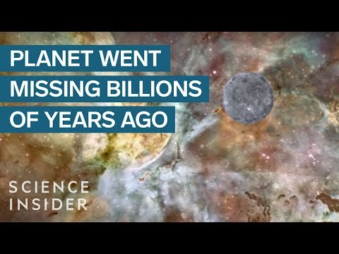 Mystery Of A Giant Planet That Went Missing In Our Solar System
