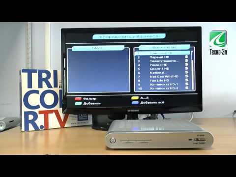 Спутниковый ресивер Телекарта ТВ