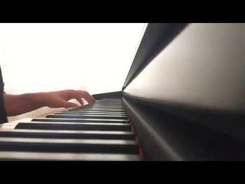 Изумительно красивая игра на пианино!!!!!