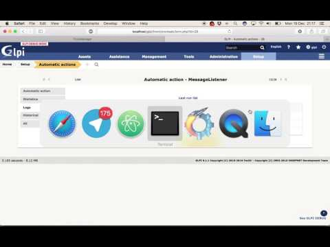 GLPI Telegram Plugin - Setup
