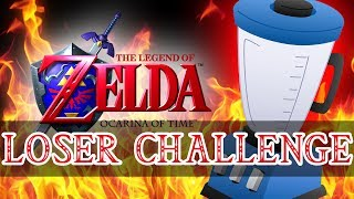 Zelda: Ocarina of Time Versus - Loser Challenge