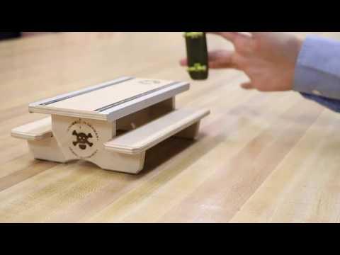 Fingerboarding - The Greenwood School