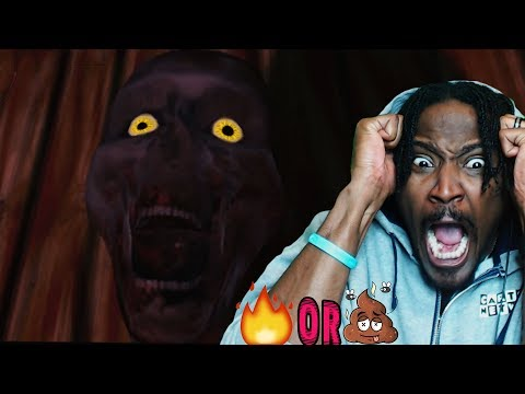 ECHOLOCATION HORROR GAMES ARE TERRIFYING | ???? OR ???? RANDOM HORROR GAMES (#4)