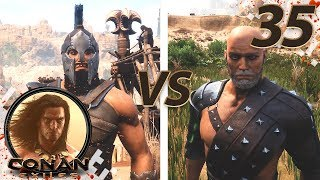 CONAN EXILES (NEW SEASON) - EP35 - Second Fight And Imperial East DLC! (Gameplay Video)
