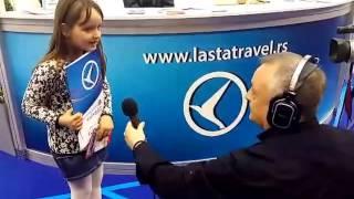 Najmlađi putnici o Lasti