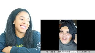 ROSA TIKTOK COMPILATION - ADAMRAYOKAY | Reaction