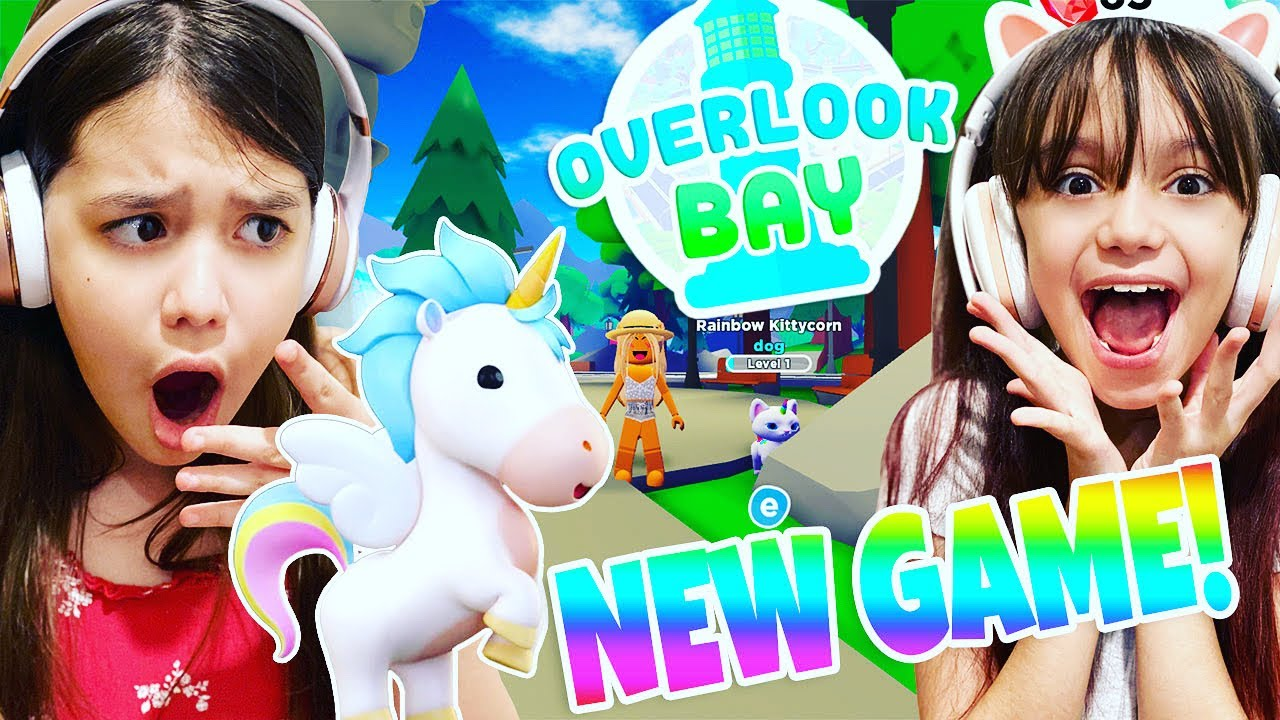 Opening Godly Pets In Overlook Bay Emily Vs Evelyn Gaming Youtube