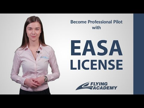 How to become airline pilot with EASA licence