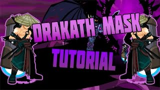Aqw How To Get Drakath Mask (1% Drop)