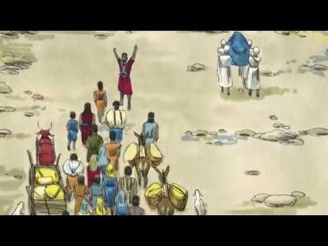15. The Promised Land  Open Bible Stories