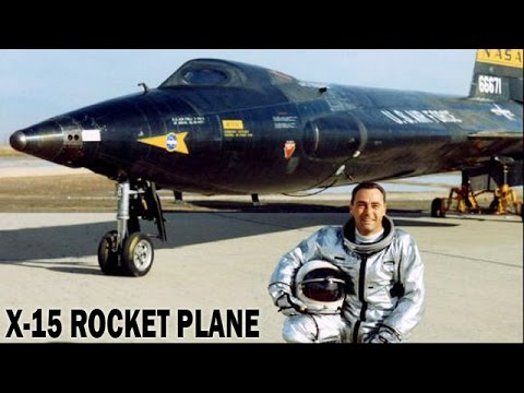 X-15 Rocket Plane | The World's Fastest Airplane | NASA Documentary | 1962