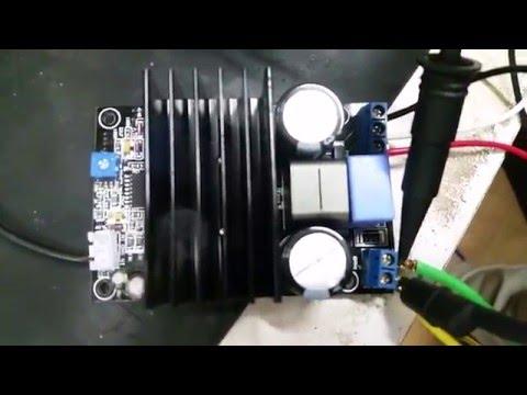 Amplificador Classe D KIT 200W ,Classe D Audio Power Amplifier AMP