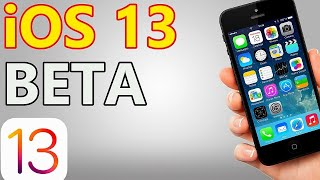 iOS 13 BETA Download - How To Install & Download iOS 13 BETA - Get iOS 13 BETA NOW