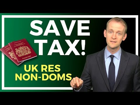 How To Save Tax On Your Foreign Income 💰UK Resident 'non Domiciled' Status ✅️🇬🇧