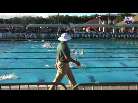 #13 Women 400 IM A Final | 2016 Junior Pan Pacific Swimming Championships | Maui