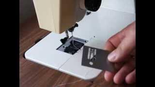 Ремонт швейной машинки шаг - 3. продолжение Игольная пластина.(, 2013-11-11T14:29:06.000Z)