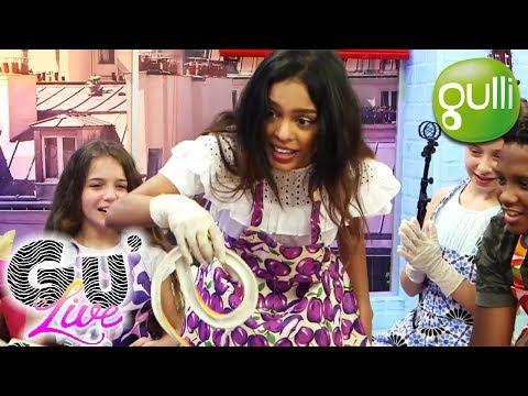 GU'LIVE : les KIDS UNITED jouent au DEGUEU QUIZZ! Avec Joan à 13h30 sur Gulli ! Emission 12 Partie 5