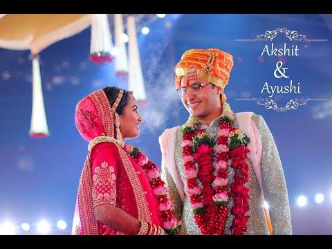 BEAUTIFUL WEDDING HIGHLIGHT 2019   AKSHIT + AYUSHI   NSCI DOME   MUMBAI   Book Our Photographer