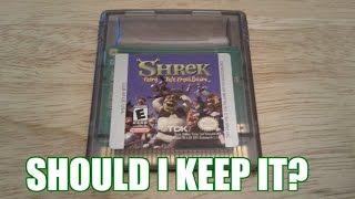 Shrek Fairy Tale FreakDown (GBC) SHOULD I KEEP IT?