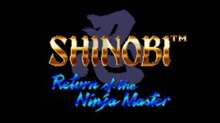 shinobi 3 idaten guitar metal remix by johnny b