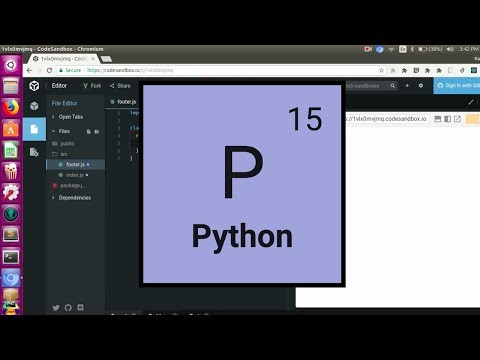 Python Tutorial: 8A (Strings) | Coding Elements