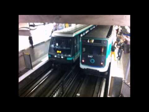 Photo Metro de Paris (Partie 1)