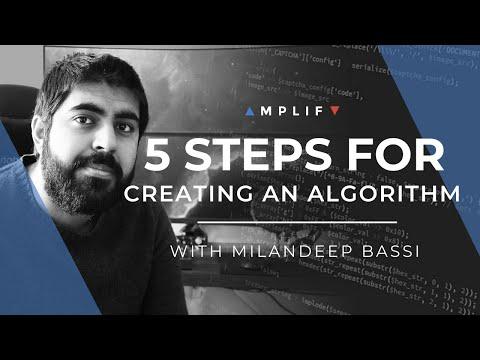 5 Steps For Creating An Algorithmic Trading Bot