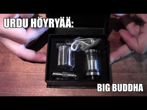 Big Buddha - kiitokset esmoke.fi