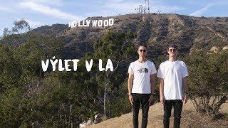 Vyhrál zelenou kartu! | Random vlog z LA