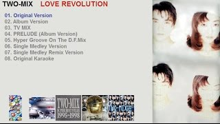 "(0:00) - 01. Original Version (4'42'') ""LOVE REVOLUTION"" from ○ 4th..."