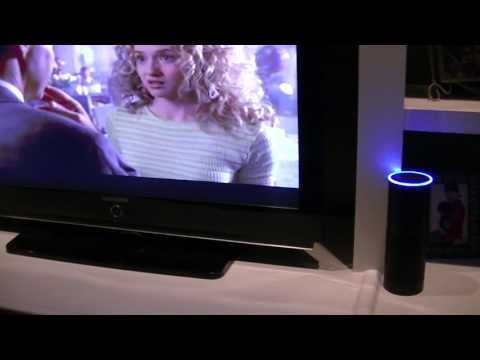 Control Your TV With Amazon Echo
