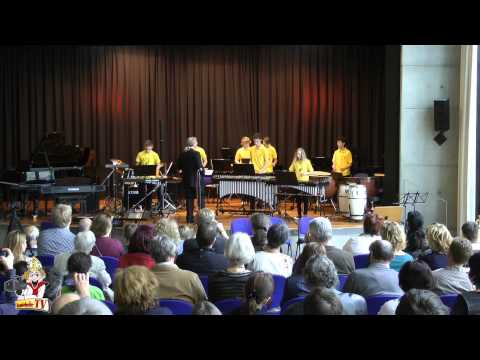 Die fabelhafte Welt der Amelie - Percussionensemble DRUMBONES - Musikschule Neckarsulm