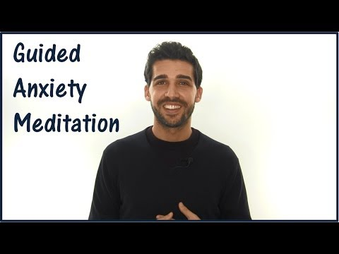 A Guided Meditation For Anxiety - Instant Anxiety Relief