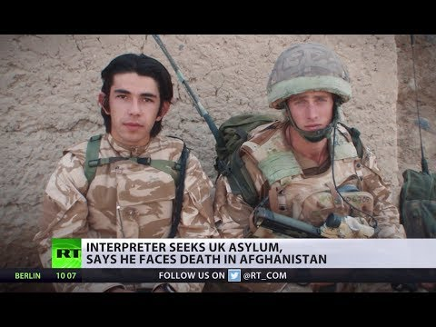 'They're sending me where I'll be killed': Afghan interpreter on seeking asylum in UK
