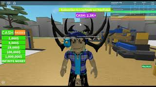 Noob Invasion Tycoon Roblox 1 часть