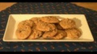 Honey Oatmeal Raisin Cookies: Cookie Jar #7