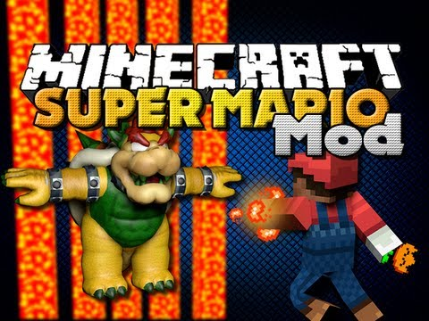 Download Minecraft Mod - Super Mario Mod - New Boss, Items and Mobs! Pictures