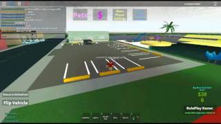 Roblox -How to glitch into VIP gamepass luxury veicle place in games without paying robux!