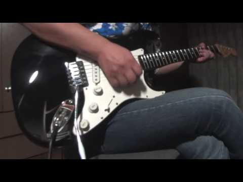 Stevie Vaughan & Double Trouble - All Your Love I Miss Loving (guitar cover)