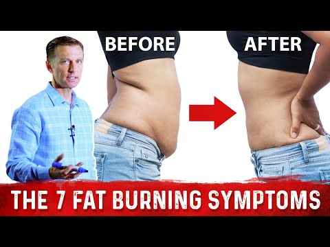 The 7 Symptoms That Prove You Are Burning Fat