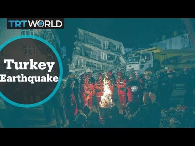 39 people confirmed dead in magnitude 6.8 quake in Elazig