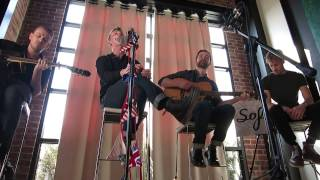 "The Crookes ""Backstreet Lovers"" at SofarSounds 03/09/14"