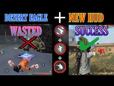 New Hud Desert Eagle Highlight movement / Tecno Spark Power 2